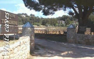 Achat vin Bandol - Acheter les vins de Terrebrune, achat vin rouge de Bandol, achat Bandol rosé, achat de vin blanc de Bandol