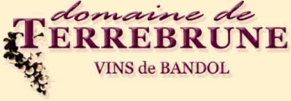 logo des vins de bandol, domaine de terrebrune